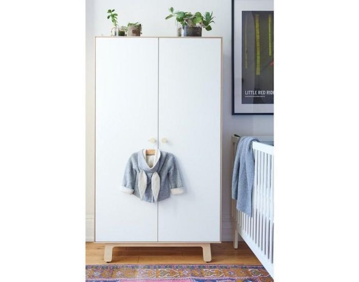 OEUF NYC Armoire Merlin Sparrow Noyer (2)