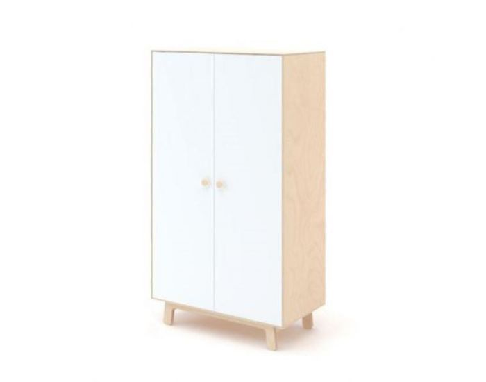 OEUF NYC Armoire Merlin Sparrow Noyer (4)