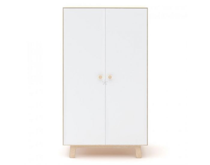 OEUF NYC Armoire Merlin Sparrow Noyer (5)