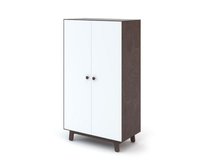 OEUF NYC Armoire Merlin Sparrow Noyer (8)
