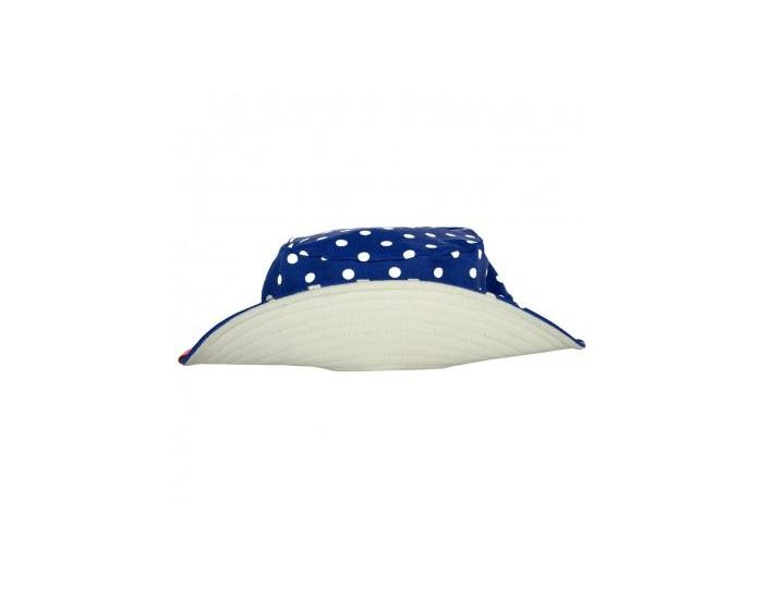 MAYOPARASOL Marinella Chapeau Anti UV - Bleu (2)