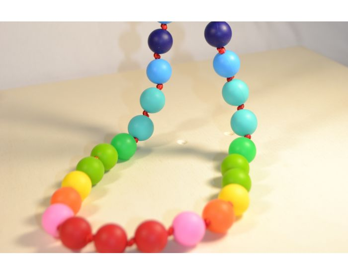 IRREVERSIBLE BIJOUX Collier Silicone (3)