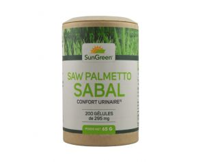 JOLIVIA Saw Palmetto (Sabal) - 200 gélules de 295 mg