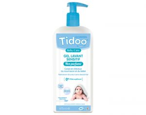 TIDOO Gel Lavant Sensitif Non Parfumé - 475 ml