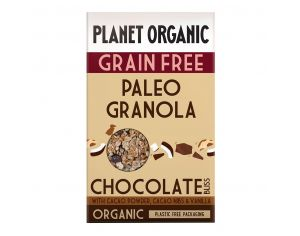 PLANET ORGANIC Paleogranola Chocolate Bio - 350g