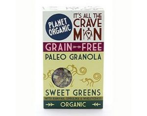 PLANET ORGANIC Paleogranola Sweet Greens Bio - 350g