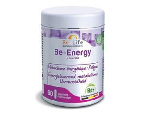 BE-LIFE Be-energy + guarana - 60 gélules