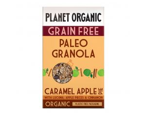 PLANET ORGANIC Paleogranola Caramel Apple Bio - 350g