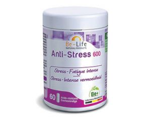 BE-LIFE Anti-stress 600 - 60 gélules