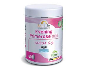 BE-LIFE Evening primerose 1000 Bio