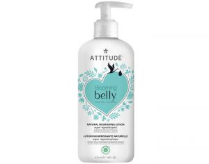 ATTITUDE Blooming Belly Lotion Nourrissante Argan - 473 ml