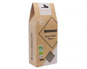 NAT & FORM Tisane d'Allaitement Bio - 100 g