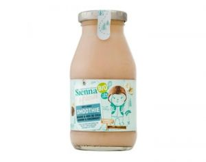 SIENNA AND FRIENDS Smoothie Banane Noix de Coco et Cannelle - 200 ml - Dès 2 ans
