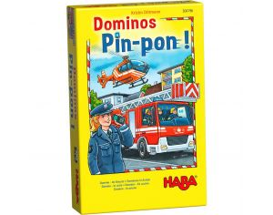 HABA Dominos Pin-Pon - Dès 3 ans