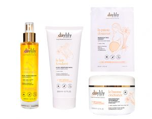DAYLILY PARIS Coffret Expert Vergetures