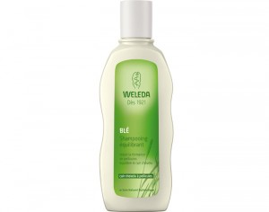 WELEDA Shampooing Equilibrant au Blé - 190 ml