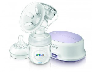 AVENT Tire-Lait Electronique Simple Natural