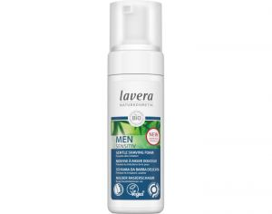 LAVERA Mousse à Raser Douceur - Men Sensitiv - 150 ml