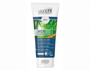 LAVERA Gel Douche 3 en 1 - Men Sensitiv - 150 ml