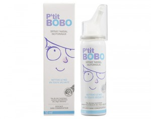 P'TIT BOBO Spray Nasal Isotonique - 50 ml