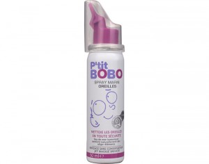 P'TIT BOBO Spray Marin Oreilles - 50 ml