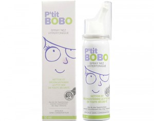 P'TIT BOBO Spray Nez Hypertonique - 50 ml
