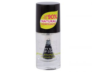 BENECOS Vernis à Ongles Top Coat - Crystal Transparent - 5ml