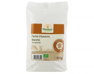 PRIMEAL Farine Blanche d'Epeautre - 500 g
