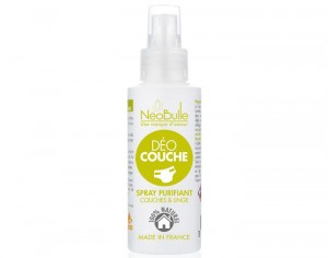NEOBULLE Déo Couche Spray Purifiant - Couches et Linge - 100 ml