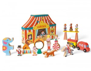 JANOD Story Box - Circus - D�s 3 ans