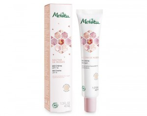 MELVITA BB Cream SPF 15 - Nectar de Roses - 40 ml