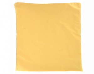 LULU NATURE Sac à Couches Sales - 35x35cm Jaune