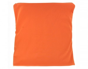LULU NATURE Sac à Couches Sales - 35x35cm Orange