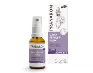 PRANAROM Pranapoux Spray Lotion Capillaire - 30 ml - D�s 30 mois