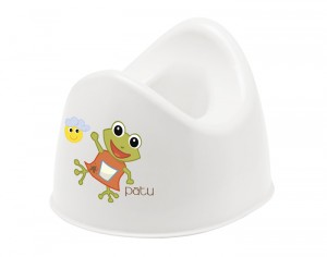 ROTHO BABYDESIGN Pot d'apprentissage de la continence pour Bébé - 100% Biodégradable
