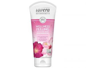 LAVERA Gel Douche Douceur - Rose Sauvage & Hibiscus - 200 ml
