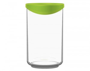 LUMINARC Keep'n Box - Bocal Alimentaire en Verre - 16.5 x 8.5 cm