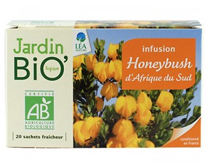 JARDIN BIO Infusion Honeybush