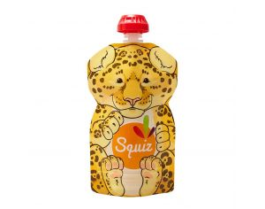 SQUIZ Gourde Réutilisable Amazonie Jaguar - 130 ml