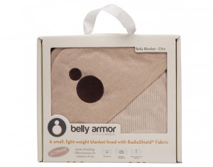 BELLY ARMOR Plaid Anti-ondes 100% Coton Bio