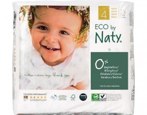 NATY Couches Jetables Eco