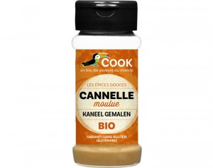 COOK Cannelle Moulue - 35g
