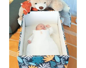 FRENCH POUPON Le Berceau Baby Box - Nature