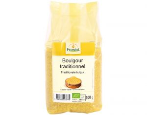 PRIMEAL Boulgour Traditionnel - 500g