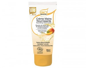 BIO SEASONS Cr�me Mains Nourrissante Karit� et Mangue - 50 ml