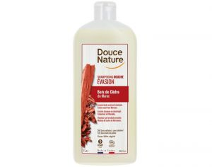 DOUCE NATURE Shampooing Douche Relaxant Santal - 1L