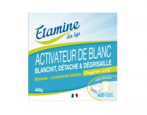 ETAMINE DU LYS Tablettes Blanchissant-Détachant - 400 g