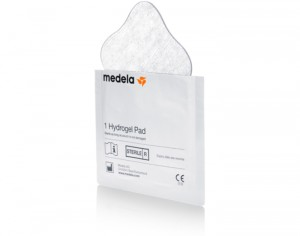 MEDELA Compresses Hydrogel - Lot de 4