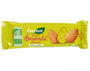 EVERNAT Barre Amande - 30 g