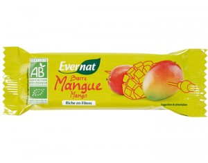 EVERNAT Barre Mangue - 40 g